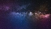 Galaxy Star Infinity Background