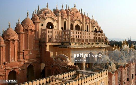 Backside palace