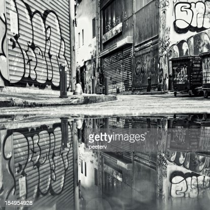 backstreet reflections