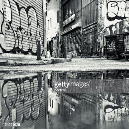 backstreet reflections
