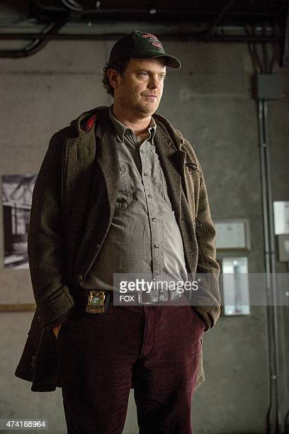 Backstrom and the SCU investigate the death of a performance artist in the 'I Like to Watch' episode of BACKSTROM airing Thursday April 16 2015 on FOX