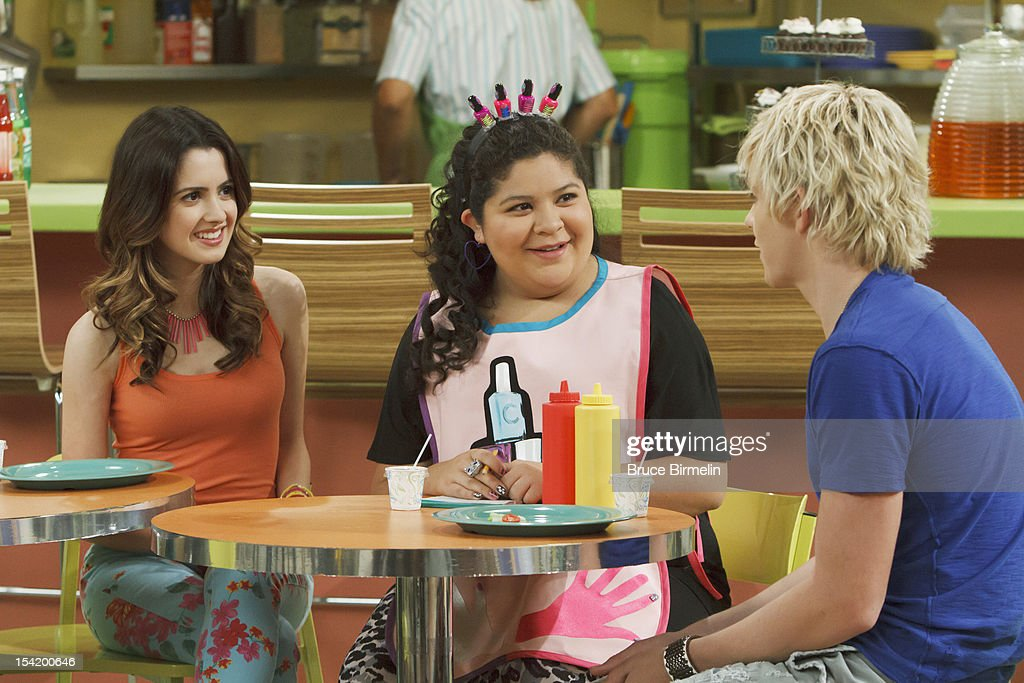 AUSTIN & ALLY - 'Backups & Breakups' - Trish's new boyfriend, Trent (played by Trevor Jackson), auditions for a role as Austin's backup dancer and she decides to keep their relationship a secret so as not to influence Team Austin's decision. However, when Ally sees Trent flirting with another girl, she has to decide whether or not to tell Trish, in a new episode of 'Austin & Ally,' premiering SUNDAY, OCTOBER 14 (8:30-9:00 p.m. ET/PT) on Disney Channel. LYNCH