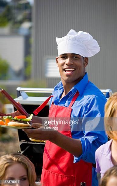 Backyard BBQ Cook
