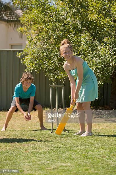 Jardín de críquet