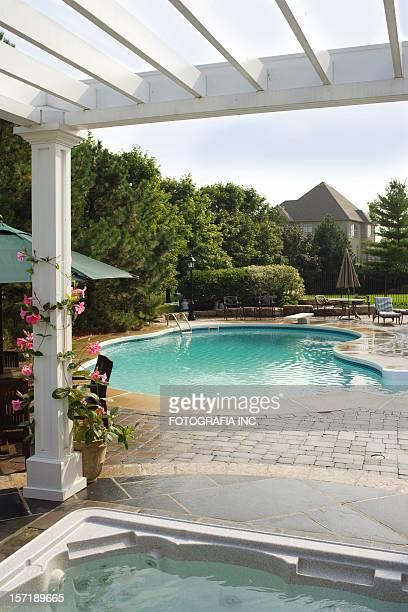 Backyard paradis