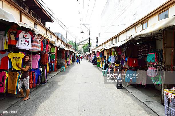 Baclaran market, best bargain shopping places in Manila, Philippines