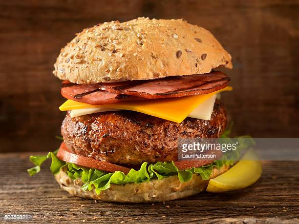 Cheeseburguer com Bacon