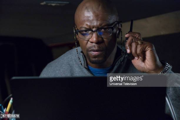 NINE 'Bad Beat' Episode 505 Pictured Terry Crews as Terry Jeffords