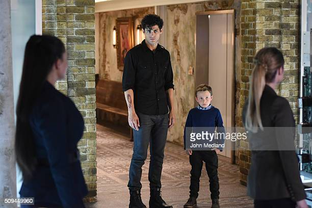 SHADOWHUNTERS 'Bad Blood' Alec and Clary are forced to make some hard decisions in Bad Blood an allnew episode of Shadowhunters airing Tuesday March...
