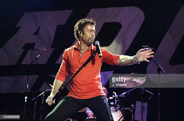 Bad Company Paul Rodgers This is the first stop on the band's 2002 concert tour to record their first live CD and DVD to be released in May