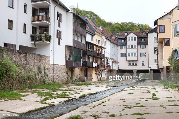 Bad Kreuznach, Ellersbach and Little Venice