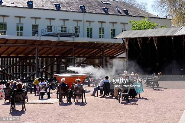 Bad Kreuznach, spa park, Nahe Valley