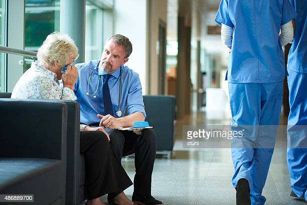 bad news de l'hôpital