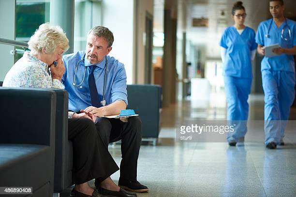 bad news de l'hôpital