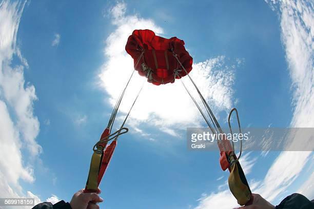 Bad parachute