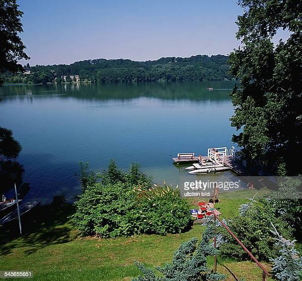 Badefreizeit am Scharmützelsee 1993
