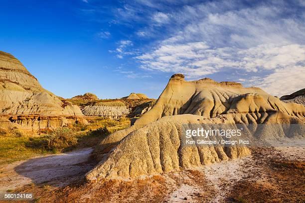 Badlands landscape, Dinosaur Provincial Park