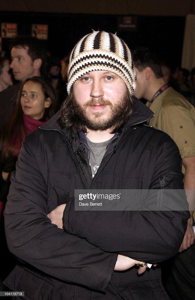 Badly Drawn Boy, Nme Carling Awards 2002, In Shoreditch, London