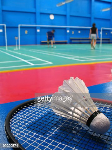 badminton gym