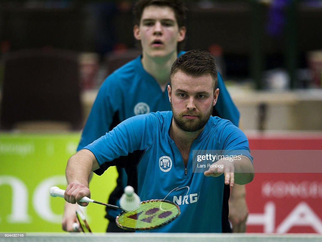s et images de 18 30 Badmintonligaen semifinale Team