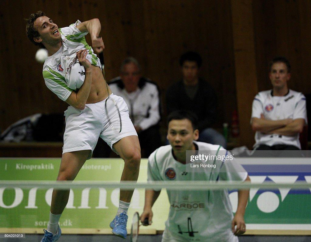 18 30 Badmintonligaen Team Skaelskor Slagelse Lillerod s