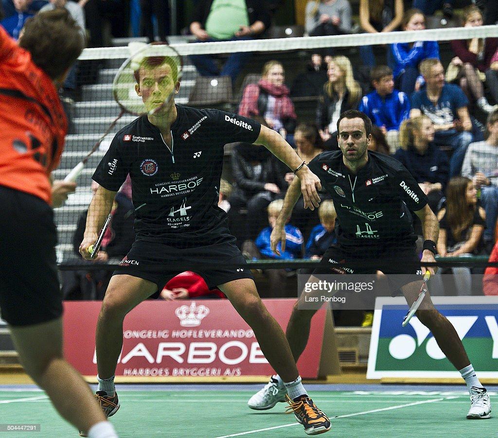 s et images de 19 00 Badmintonligaen TSS Skaelskor Slagelse