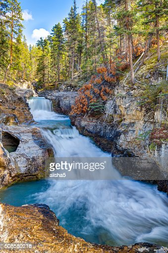 Baeuty Creek Falls : Stock Photo