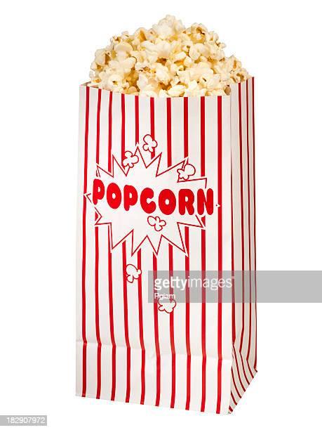 Théâtre sac de popcorn