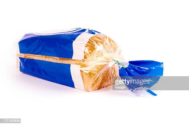 Bag of White Bread Front