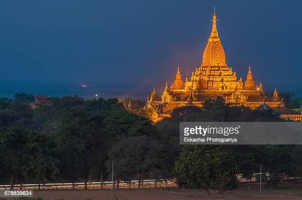 Bagan Temple in Twilight
