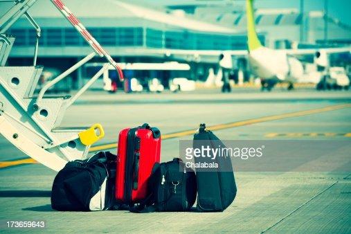Baggage : Stock Photo