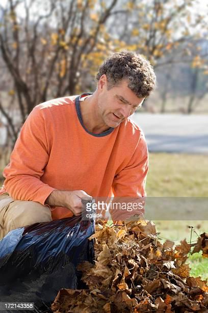 Traverser les feuilles