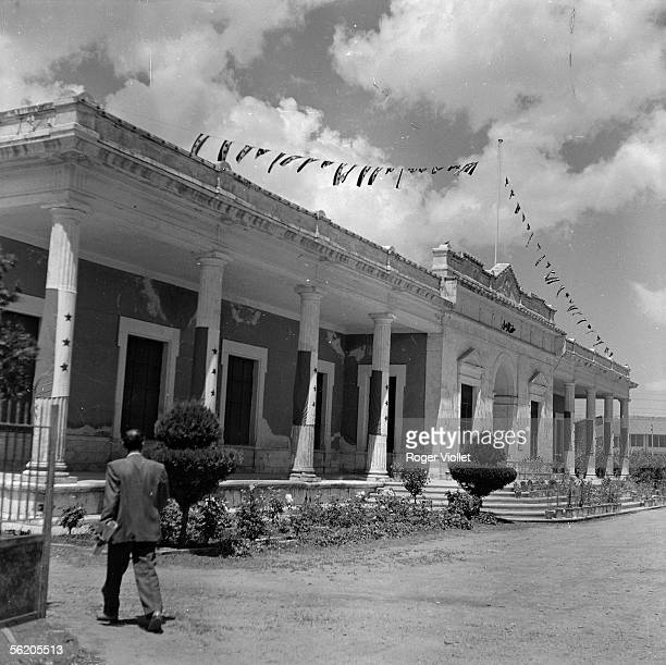Baghdad The ancient museum 1964
