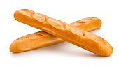 baguette path isolated