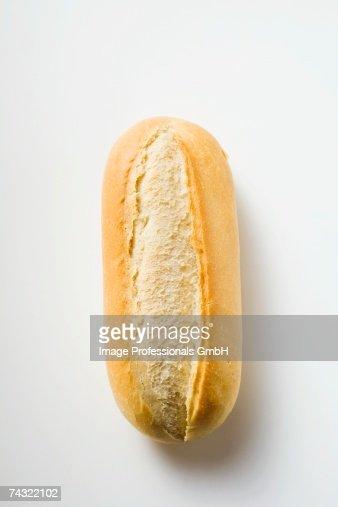 A baguette roll