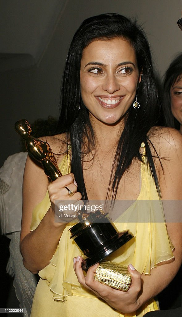 Bahar Soomekh during Lionsgate 2006 Oscar Party at Chateau Marmont in West Hollywood, California, United States.
