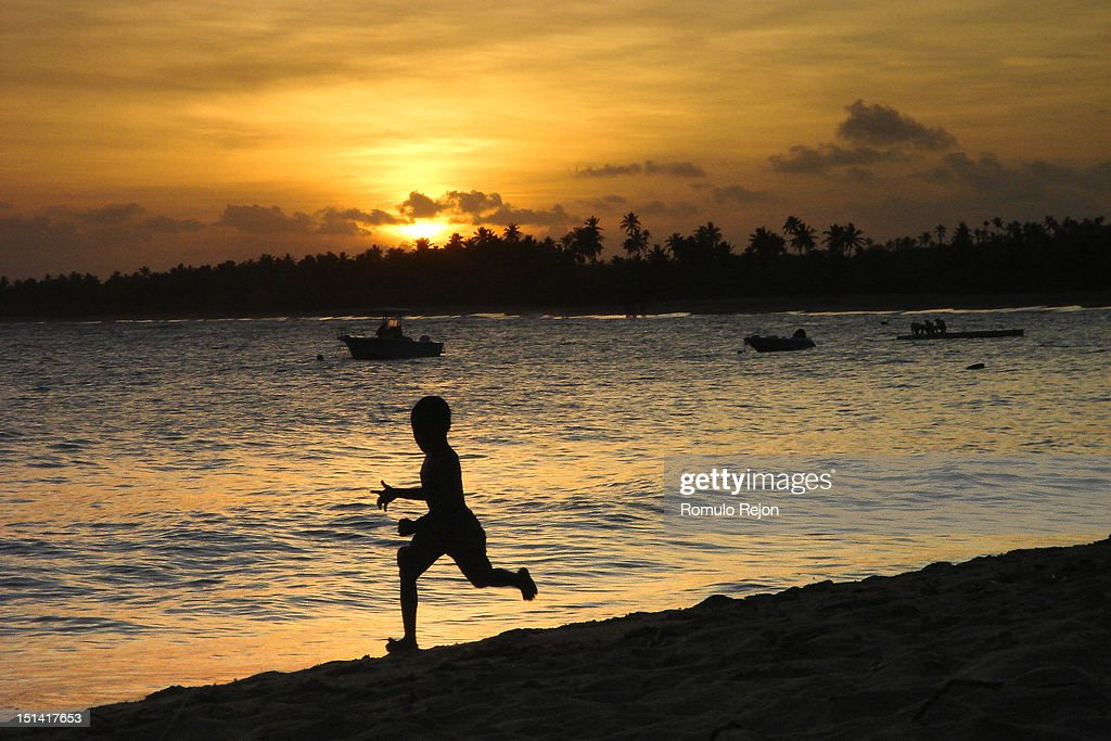 Bahia sunset : Stock Photo
