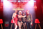 "MAC Cosmetics And The Blonds And ""Moulin Rouge! The..."