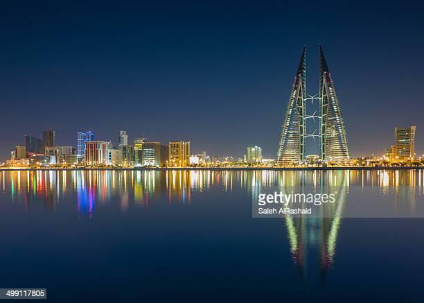 Bahrain Manama Reflection