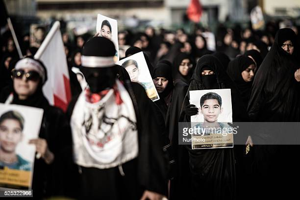 Bahrain Sitra 3rd day of young martyr funeral thousands atteded and went to his grave as a part of the ritual followed by angry clashes between...