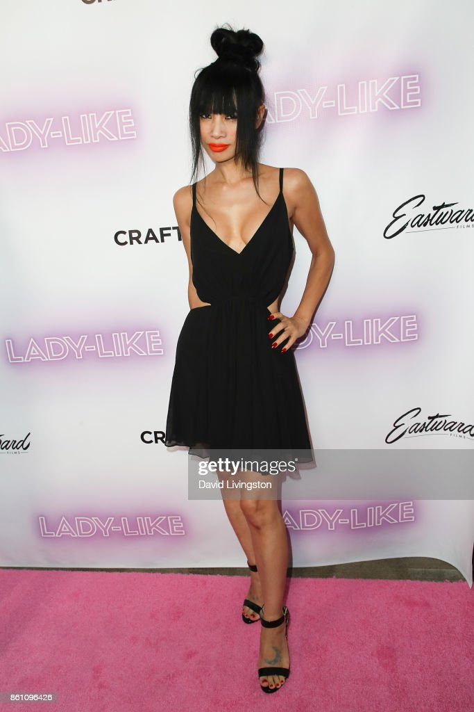 Bai Ling arrives at the Premiere of Craftsmen Media Co.'s 'Lady-Like' at the Academy Of Motion Picture Arts And Sciences on October 13, 2017 in Los Angeles, California.