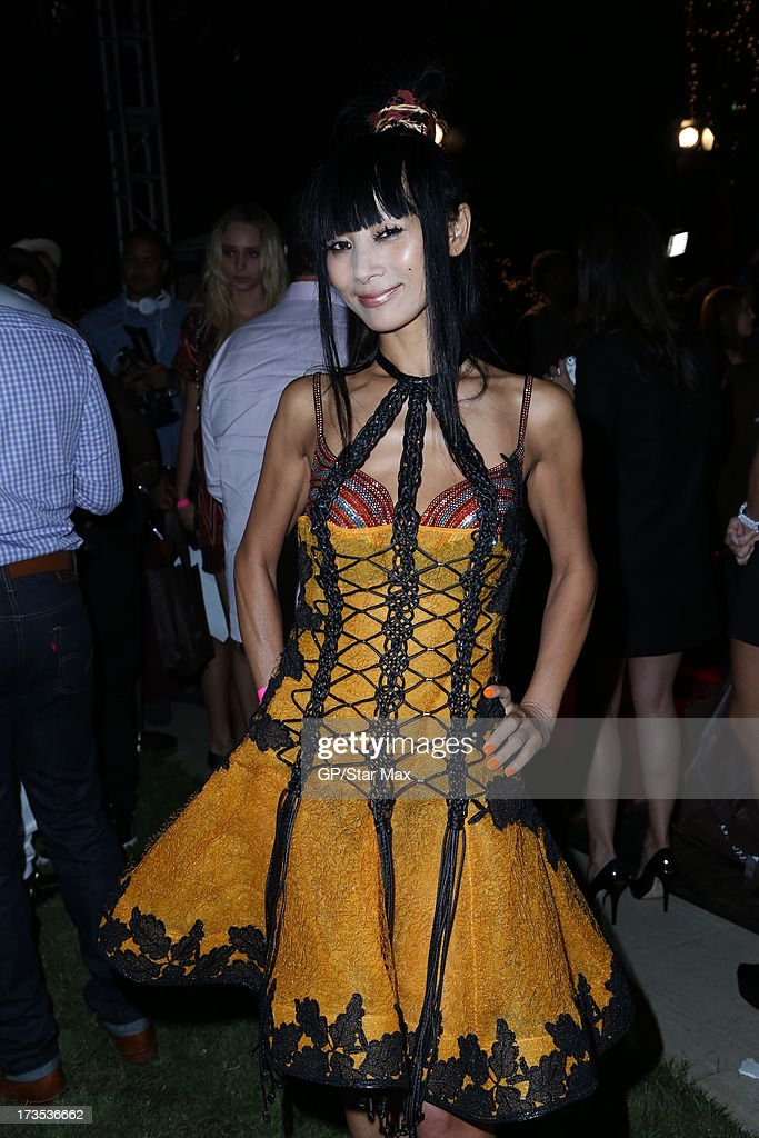 Bai Ling as seen on July 15, 2013 in Los Angeles, California.