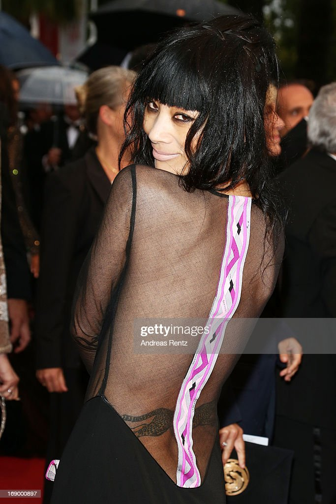 Bai Ling attends the 'Jimmy P. (Psychotherapy Of A Plains Indian)' Premiere during the 66th Annual Cannes Film Festival at the Palais des Festivals on May 18, 2013 in Cannes, France.