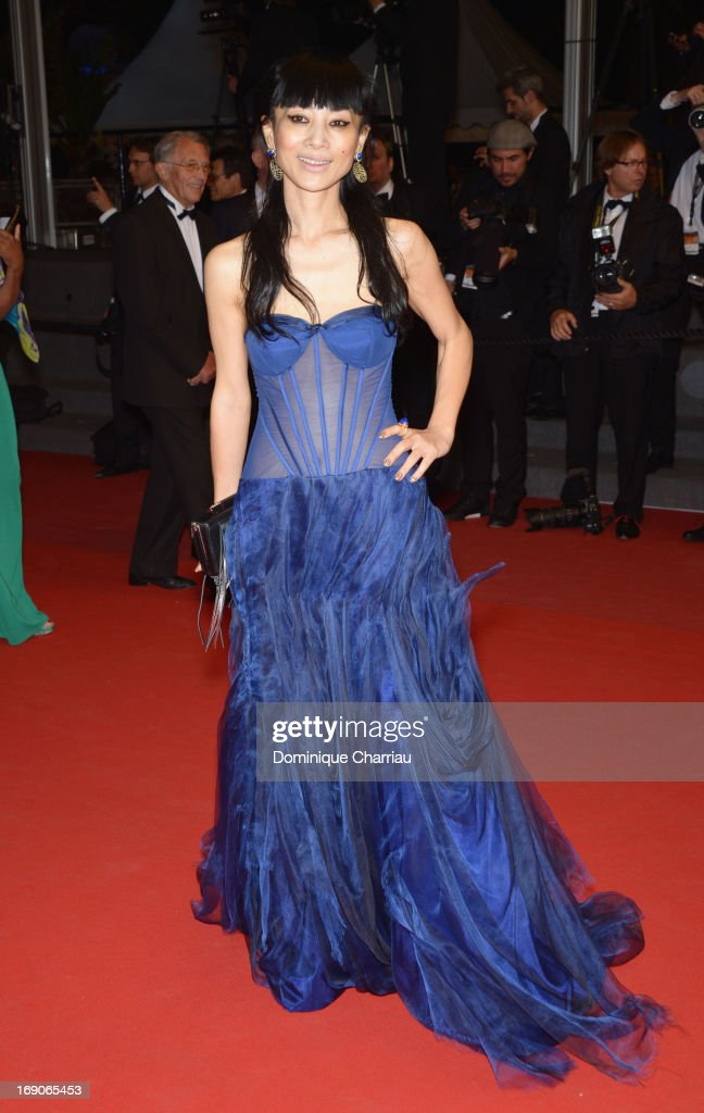Bai Ling attends the Premiere of 'Borgman' during The 66th Annual Cannes Film Festival at Palais des Festivals on May 19, 2013 in Cannes, France.