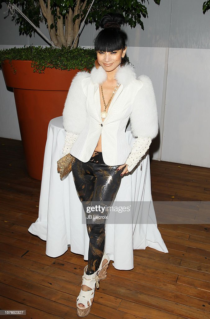 Bai Ling attends the Voli Light Vodka Benefit at SkyBar at the Mondrian Los Angeles on December 6, 2012 in West Hollywood, California.