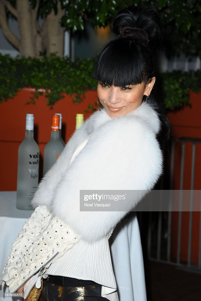 Bai Ling attends the Voli Lights Vodka benefit at SkyBar at the Mondrian Los Angeles on December 6, 2012 in West Hollywood, California.