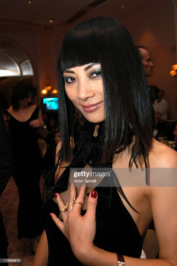 <a gi-track='captionPersonalityLinkClicked' href=/galleries/search?phrase=Bai+Ling&family=editorial&specificpeople=201459 ng-click='$event.stopPropagation()'>Bai Ling</a> during 14th Annual Night of 100 Stars Oscar Gala at Beverly Hills Hotel in Beverly Hills, California, United States.