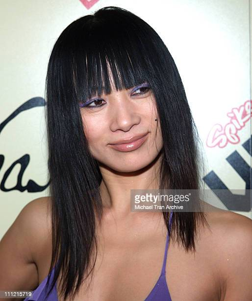 Bai Ling during 2005 Spike TV Video Game Awards Party Hosted by FHM and SpikeTV Arrivals at Basque in Hollywood California United States