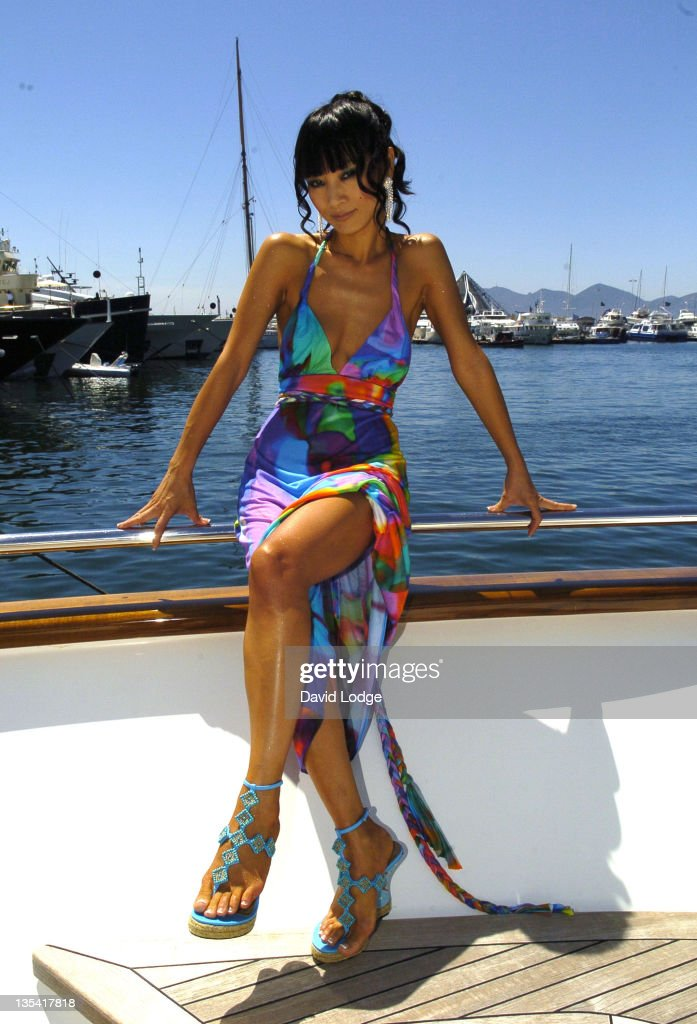 2006 Cannes Film Festival - Bai Ling Portrait Session