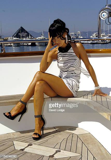 Bai Ling during 2006 Cannes Film Festival 'Shanghai Baby' Photocall at Palais du Festival in Cannes France